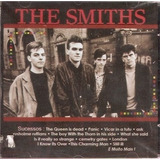 Cd The Smiths   The Queen Is Dead   Novo