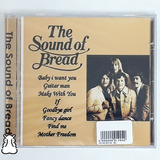 Cd The Sound Of Bread Best Of If The Guitar Man Novo Lacrado