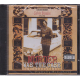 Cd The Soundtrack Murder Was Case   Snoop Doggy Dogg
