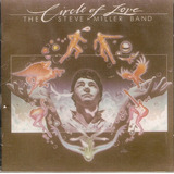 Cd The Steve Miller Band   Circle Of Love   Novo