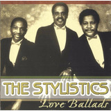 Cd The Stylistics Love Ballads Original