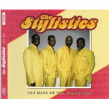 Cd The Stylistics You Make Me Feel Brand New