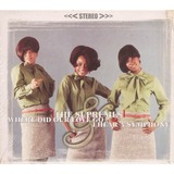 Cd The Supremes   Where Did Our Love Go   I Hear A Symphony