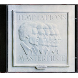 Cd The Templations   Masterpiece