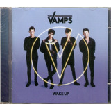 Cd The Vamps   Wake Up   Novo Lacrado