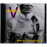 Cd The Vandals Fear Of A Punk Planet 1991 Em Perfeito Estado