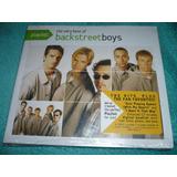 Cd The Very Best Backstreet Boys Digipack Usa Raro E Lacrado