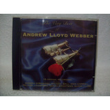 Cd The Very Best Of Andrew Lloyd Webber  Barbra Streisand