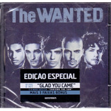 Cd The Wanted   The Ep Glad You Came   Novo