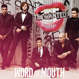 Cd The Wanted   Word Of Mouth  Deluxe   Digipack  984853
