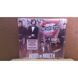 Cd The Wanted   Word Of Mouth   Lacrado   Digipack   5 Bonus