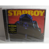Cd The Weeknd Starboy Lacrado De Fabrica   Rnb Funk Rap Pop