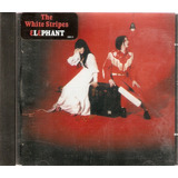 Cd The White Stripes   Elephant   Semi Novo