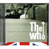 Cd The Who   Greatest Hits