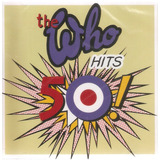Cd The Who   Hits 50    Novo Lacrado De Fábrica
