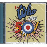 Cd The Who   Hits 50