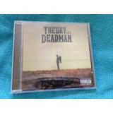 Cd Theory Of A Deadman 1ª Edição Brasil 2002 Raro Lacrado