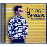 Cd Thiago Brava   Sempre Diferente