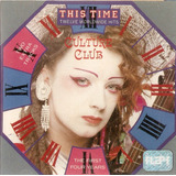 Cd This Time   Culture Club: The First Four Years   Novo