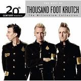 Cd Thousand Foot Krutch Millennium {import} Novo Lacrado