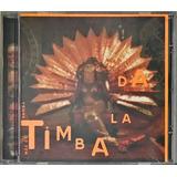 Cd Timbalada Mae De Samba 1997 Mercury   D2