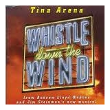 Cd Tina Arena Whistle Down The Wind  Single