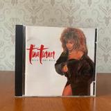 Cd Tina Turner   Break Every Rule   Importado   Raro