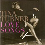 Cd Tina Turner   Love Songs   Novo Lacrado