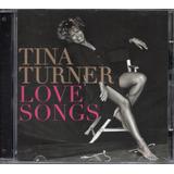 Cd Tina Turner   Loves Songs