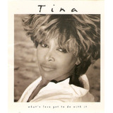 Cd Tina Turner   What s Love Got To Do With It   Usado
