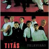 Cd Titãs   Televisão   Original Lacrado
