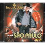 Cd Toca Do Vale   Tour São Paulo 2014