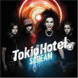 Cd Tokio Hotel   Scream Novo Lacrado