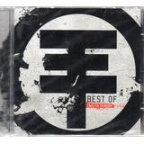 Cd Tokio Hotel Best Of English Version Novo Lacrado Origina