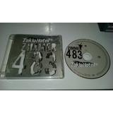 Cd Tokio Hotel Zimmer 483 Importado Tokio Hotel Original