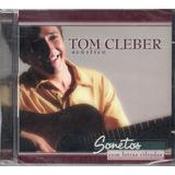 Cd Tom Cleber   Acústico