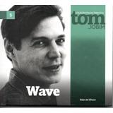 Cd Tom Jobim   Wave   Coleção Folha Tributo A   5
