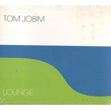 Cd Tom Jobim Lounge Feat Ivan Lins João Bosco Lenine Lacrado