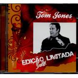 Cd Tom Jones   Edição Limitada
