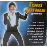 Cd Tom Jones   Guests   Chaka Khan Isaac Hayes Rita Coolidge