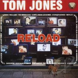 Cd Tom Jones   Reload   Portishead The Cardigans Pretenders