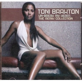 Cd Toni Braxton   Un break My Heart   The Remix Collection