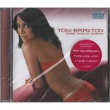 Cd Toni Braxton More Than A Woman Feat Loon 2002 Lacrado