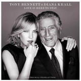 Cd Tony Bennett & Diana Krall Love Is Here To Stay