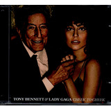 Cd Tony Bennett & Lady Gaga   Cheek To Cheek