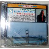 Cd Tony Bennett   I Left My Heart San Francisco