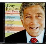 Cd Tony Bennett   Viva Duets