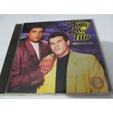 Cd Tony E Tito    Brisa Suave    Primeira Edição