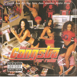 Cd Too Gangsta For Radio   Ja Rule Crooked Treach Scarface