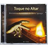 Cd Toque No Altar   Ministério Apascentar Nova Iguaçu   Cc
